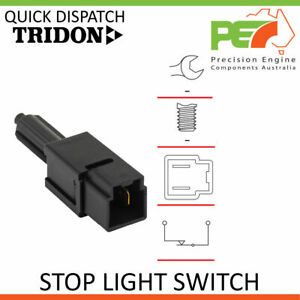 New * TRIDON * Stop Brake Light Switch For Nissan X-Trail T30 - 4D Wagon