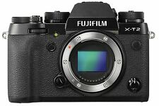 Fujifilm X-T2 Mirrorless Digital Camera (Body Only), 16-GB CARD, BAG