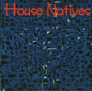V.A. – House Natives Vol.1 CD (Toxikk Trakks, 1993) rare Deep House 12 Tracks