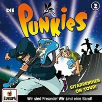 DIE PUNKIES - 002/GITARRENDIEB ON TOUR!   CD NEW