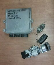 Ford Focus 2 There 2,0 TDCI Bj.04 Control Motor 5M51-12A650-NB 3M51-3F880-AC