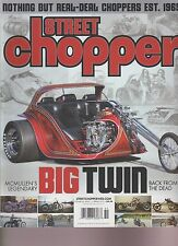 STREET CHOPPER MAGAZINE Vol.46 #1 SPRING 2015.