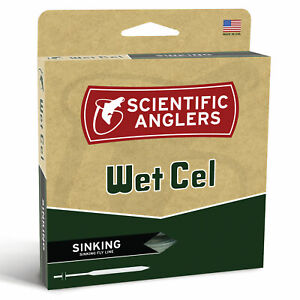 Scientific Anglers WetCel Fly Line - All Sizes