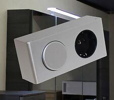Kombi-Box 230V Helitec Steckdose mit Schalter Spiegelschrank Möbel NEU! Art.4188