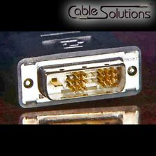 """Cable Solutions """"FV Series"""" DVI-D Single Link Cable 15m"""