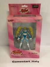 ACTION FIGURE - STREET FIGHTER - R. MIKA - REVOLUTION SERIES 1 - NUOVO NEW