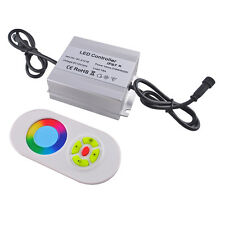 12V IP67 Wireless LED RGB Controller Touch Remote Dimmer for Outdoor Deck Light