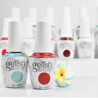 Harmony Gelish UV Soak Off Gel NEW Cap/Bottle Design 0.5oz *Choose any one*