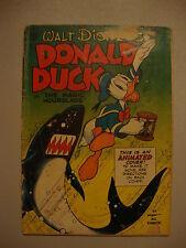 Four Color #291 PR/FA Donald Duck Magic Hourglass
