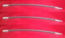 (x3) HILLMAN Minx (Ser.1 2 3 3a 3b 3c 5)   FRONT & REAR Brake Hoses   (1956- )