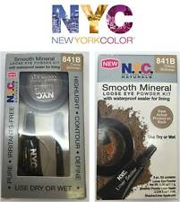 Mineral polvo Suelto Ojo NYC Suave Kit-B41B Cacao BRILLO ** nuevo **