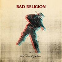 Bad Religion - The Dissent of Man [CD]