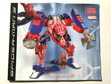 Mega Bloks 1926 Marvel Spiderman 3 recette