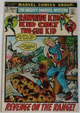 Mighty Marvel Western #19 (Sep 1972, Marvel), VFN condition (8.0)