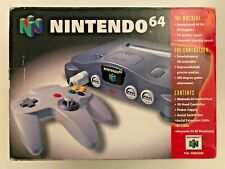 Nintendo 64 - N64 Console - Boxed Complete - Fast Postage! Good Condition!
