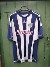 2012 adidas West Bromwich Albion Football Shirt. Large.