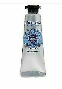 L'OCCITANE Dry Skin Hand Cream - 20% Shea Butter - 10ml Trial Size - NEW