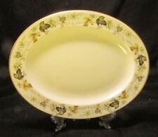 "Royal Doulton China - LARCHMONT  TC1019 - Large Oval Platter,13"" Long,10""Wide"