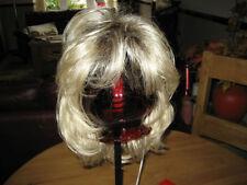 Classic Cap Medium Length Layered Wigs for Women