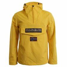 Abbigliamento da uomo gialli Napapijri