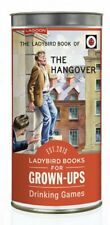 DRINKING GAMES THE HANGOVER LADYBIRD BOOKS FOR GROWN UPS GIFT