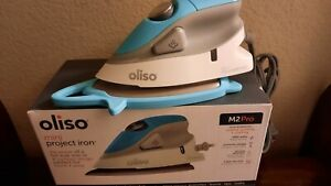 Oliso M2 Pro Mini Project Iron with Solemate Multicolor Turquoise