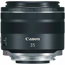 Objectifs Canon 35mm pour appareil photo et caméscope