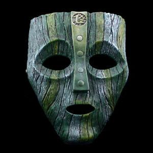 Cameron Diaz Loki Jim Carrey THE MASK Halloween Cosplay Costume Resin Face Mask