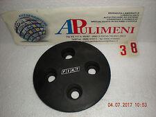 Borchia sotto maniglia in plastica NERA Fiat 131//127