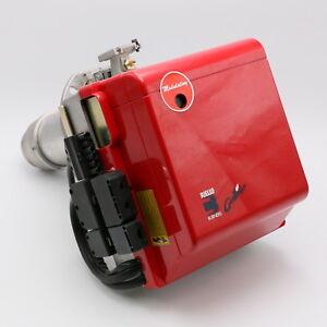Riello Gulliver BS2/M 3762250 Gas-Gebläsebrenner mit Gaskombiregler