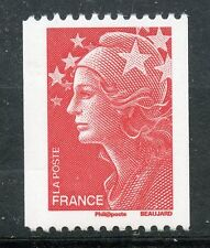 STAMP / TIMBRE FRANCE  N° 4240 ** MARIANNE DE BEAUJARD / ROULETTE