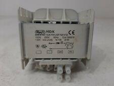 ERC 686818 HID/K alimentatore lampade sodio alta pressione 150W 230Vac 50Hz