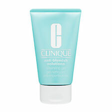 Clinique Anti-Blemish Solutions Cleansing Gel 125ml Skincare Cleanser NEW #18644