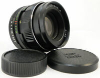 ⭐NEW⭐ HELIOS 44m-4 58mm f/2 USSR Lens M42 + Adapt. PENTAX K-Mount PK Camera