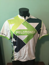 2012 Pelotonia Cycling Jersey Primal Mens XL One Goal End Cancer