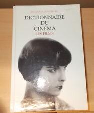 BOUQUINS GRAND LIVRE DU MOIS DICTIONNAIRE DU CINEMA LES FILMS LOURCELLES 2001