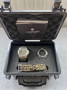 Victorinox 241725 Green Men's Watch