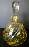 MOSER Cirtrine 1900's Crystal Hand Made Decanter w-Stopper Award Piece 1 of 1