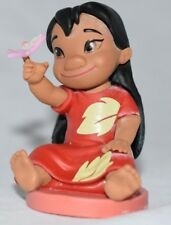 Disney ANIMATORS Collection LILO Figure Figurine Cake Topper Stitch NEW
