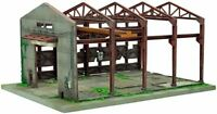 Tomytec Building 156 Abandoned Factory N scale 1/150