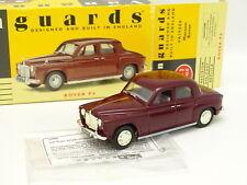 Vanguards 1/43 - Rover P4 Rouge
