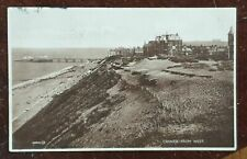 1926 Cromer from West Postcard to Rathvilly, County Carlow, Ireland