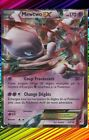 Mewtwo EX - XY8:Impulsion Turbo - 62/162 - Carte Pokemon Neuve Française