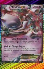 Mewtwo EX - XY08:Impulsion Turbo - 62/162 - Carte Pokemon Neuve Française