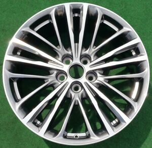 Factory Cadillac CT6V CT6 Wheel RTH 2020 Genuine GM OEM CTS 20 in 23391274 4829