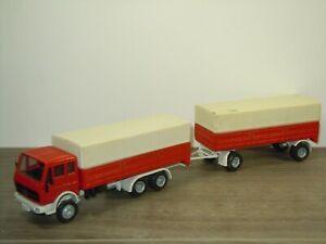 Mercedes Truck & Trailer - Nacoral Spain 1:50 *48092