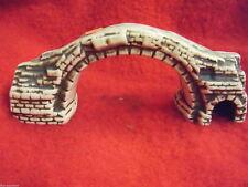 Aquariumdeko Ceramica Argilla Decorazione Acquario Ponte H 7 cm Pesci
