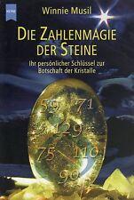 DIE ZAHLENMAGIE DER STEINE - Winnie Musil - BUCH