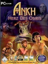 ANKH 2 - HERZ DES OSIRIS - PC CD-ROM - NEU & SOFORT