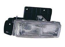 Fits 95 - 05 Chevrolet Astro Mini Van Composite Type Headlight Passenger NEW